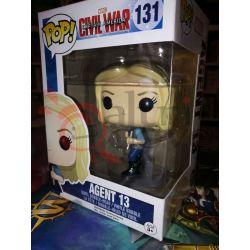 Agent 13 131 10,5  POP Bobble-Head Funko Action Figure