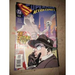 Action Comics (Superman In Action Comics) 809    Dc Comics Dc Comics (inglese)