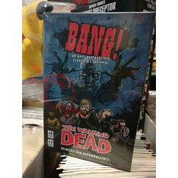 Bang! The Walking Dead – italiano  SCIARRA Emiliano   DaVinci Editrice S.r.l. Cardgame
