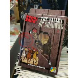 Bang! The Valley of Shadow – italiano  SCIARRA Emiliano   DaVinci Editrice S.r.l. Cardgame