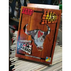 Bang! High Noon + A Fistful of Cards  SCIARRA Emiliano   DaVinci Editrice S.r.l. Cardgame