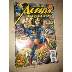 Action Comics (Superman In Action Comics) 814    Dc Comics Dc Comics (inglese)