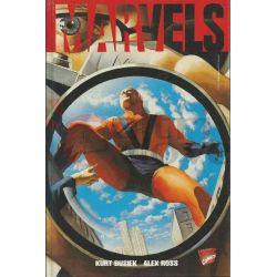 Marvels   ROSS Alex  Panini Comics Americani