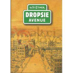 Dropsie Avenue (cartonato. Numerato E Firmato) 281 di 300  EISNER Will  Punto Zero Americani