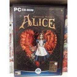 America McGee's Alice     EA Games PC Videogame