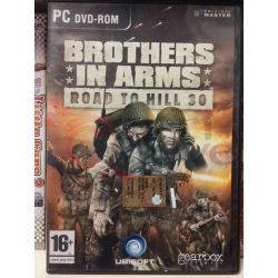 Brothers In Arms - Road to Hill 30     Ubi Soft PC Videogame