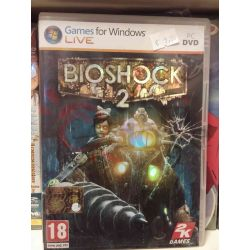 Bioshock 2 - Metal Edition     Windows PC Videogame