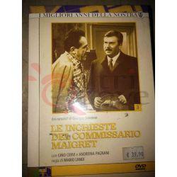 Le Inchieste del Commissario Maigret - Vol.3 3    Rai DVD