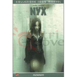 Nyx    Collezione 100% Marvel Panini Comics Americani