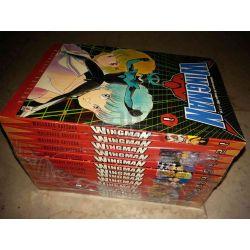 Wingman - Serie Completa 1-13   Dragon da 55 a 67 Star Comics Giapponesi