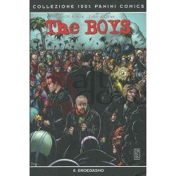 The Boys: Eroegasmo 8  McCREA John. BURNS Keith Collezione 100% Panini Comics Nr.  4 Panini Comics Americani