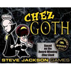 Chez Goth     Steve Jackson Games Cardgame