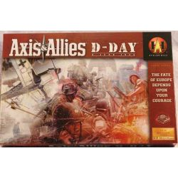 Axis & Allies: D-Day     Avalon Hill Boardgame