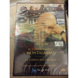 Il commissario Montalbano - La forma dell'acqua      DVD