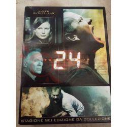24 (Ventiquattro) - Stagione 6      DVD