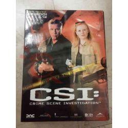 C.S.I - Crime Scene Investigation - Stagione 3 1-13     DVD