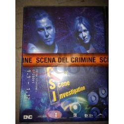 C.S.I - Crime Scene Investigation - Stagione 1 1-12     DVD