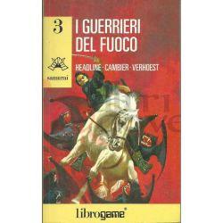 I Guerrieri Del Fuoco 3   Samurai Ed. E. Elle-Trieste Librogame