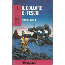 Il Collare Di Teschi 4   Realtà Virtuale Ed. E. Elle-Trieste Librogame