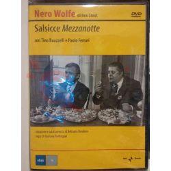 Nero Wolfe - Serie completa 1-10    Rai Trade DVD