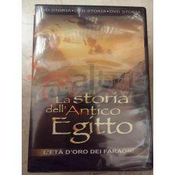 La storia dell'antico Egitto - L'età d'oro dei faraoni     Digital Adventure DVD