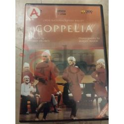 COPPELIA - Lyon National Opera Ballet      DVD