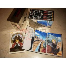 Full Metal Alchemist - Deluxe Edition serie completa + raccoglitore     Panini Video DVD