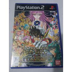 I Cavalieri dello Zodiaco - Saint Seiya - Il Santuario     Bandai Playstation 2