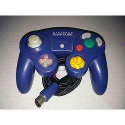 Nintendo Gamecube Controller Blu - Vintage     Nintendo Gamecube