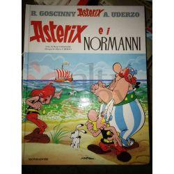 Asterix e i normanni     Mondadori Francesi