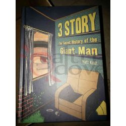 3 Story - The secret history of a giant man  Matt Kindt    Americani