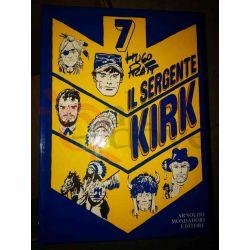 Il Sergente Kirk 7    Mondadori Francesi