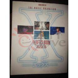 X - The movie animation - Perfect Book     Asuka Comics DX Artbook