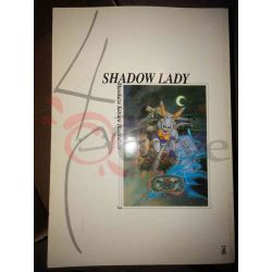 4C - Shadow Lady artbook  Katsura Masakatzu   Star Comics Artbook