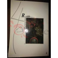 4C - R-Side Zetman artbook  Katsura Masakatzu   Star Comics Artbook