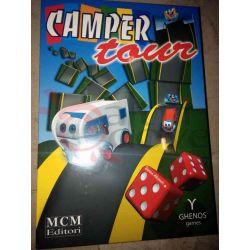 Camper Tour      Boardgame