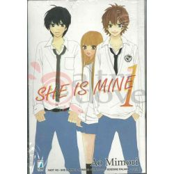 She Is Mine - Serie Completa 1-2  MIMORI Ao Shot 142 E 144 Star Comics Giapponesi