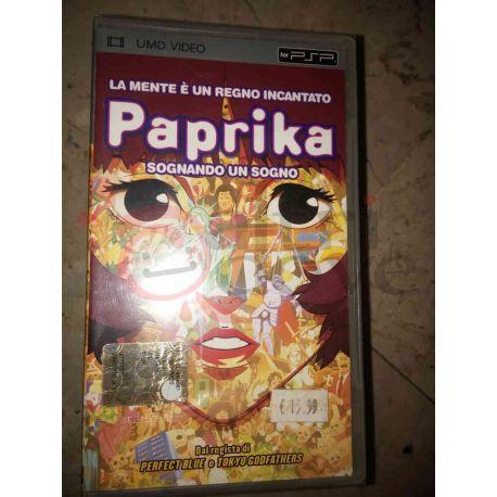 Paprika - UMD      DVD
