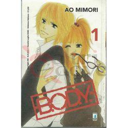 B.O.D.Y. - Serie Completa 1-15  MIMORI Ao Starlight E Turn Over Star Comics Giapponesi