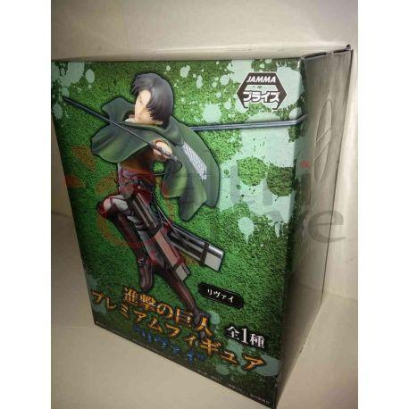 Attack on Titan Levi - Jamma Action Version    L'attacco dei Giganti Sega Action Figure