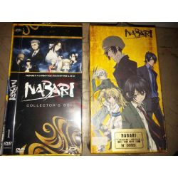 Nabari Collector's Box 1    Dynit Srl DVD