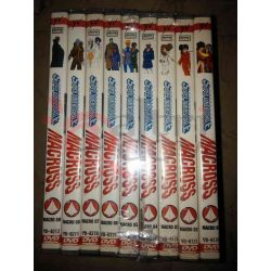 Fortezza Super Dimensionale Macross la serie TV - Serie completa Da 1 9    Yamato DVD
