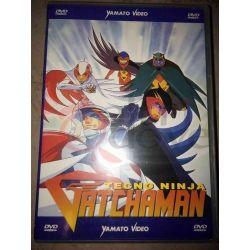 Techno Ninja Gatchaman     Yamato DVD