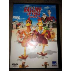 Galline in fuga Chicken Run     DreamWorks DVD