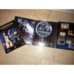 Ghost in the Shell Stand Alone Complex 1    Panini Comics DVD