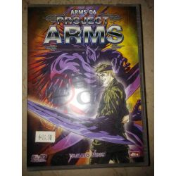 Project Arms 6    Yamato DVD