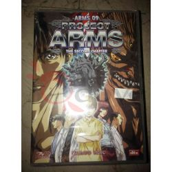 Project Arms 9    Yamato DVD