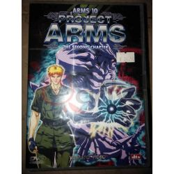 Project Arms 10    Yamato DVD