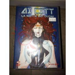 Ai City La notte dei Cloni     Yamato DVD