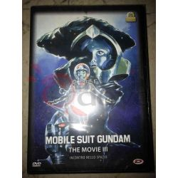 Mobile Suit Gundam the movie 3    Dynit Srl DVD